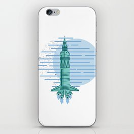 Rocket iPhone Skin