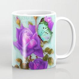 Victoria in Purple Coffee Mug