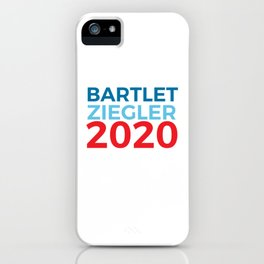 Jed Bartlet Toby Ziegler 2020 / The West Wing iPhone Case