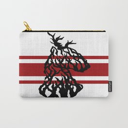 Red Venison Carry-All Pouch