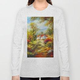 Autumn sonnet Long Sleeve T-shirt