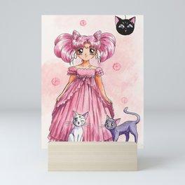 Little Princess Chibiusa Mini Art Print