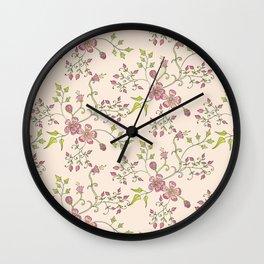 Jardin Wall Clock