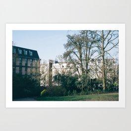 Holland Park #2 Art Print