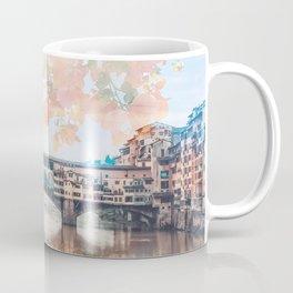 Florence in Bloom Coffee Mug