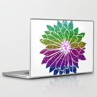 sunflower Laptop & iPad Skins featuring SunFlower by haroulita