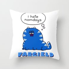 Fargield Throw Pillow