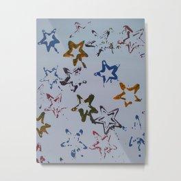 Stars And I Metal Print