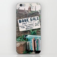 Book Sale iPhone & iPod Skin