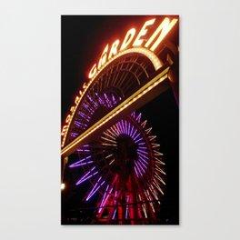 Merry Go Round Canvas Print