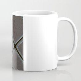 Abstract Glass 2 Coffee Mug
