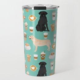 Labrador retriever gifts for lab owners golden retriever chocolate lab black lab dog breeds Travel Mug