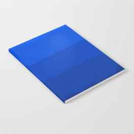Endless Sea of Blue Notebook