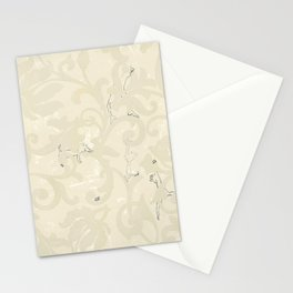 wallpaper obstacles Stationery Cards