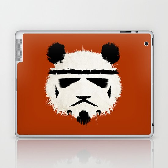 Panda Trooper Laptop & iPad Skin