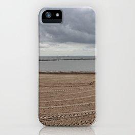 Marine Lake Weston-super-Mare iPhone Case