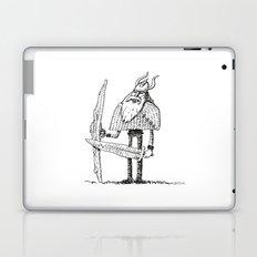 Skinny Jeans Viking Laptop & iPad Skin