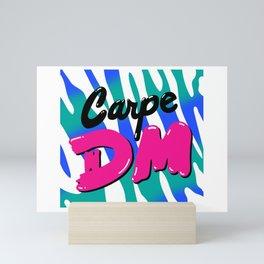 Carpe DM Mini Art Print