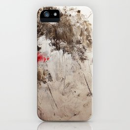 fake positive iPhone Case