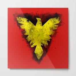 Phoenix - X-Men Metal Print