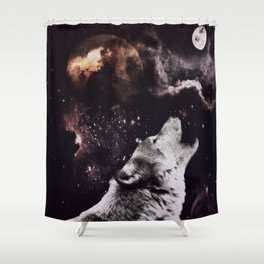 The Howl Shower Curtain
