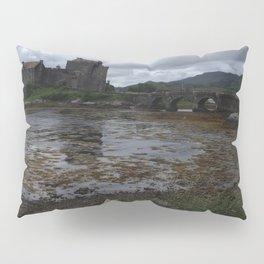 Eilean Donan Castle in Scotland Pillow Sham
