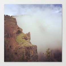 Heartbreak Ridge, Table Mountain WA 2 Canvas Print