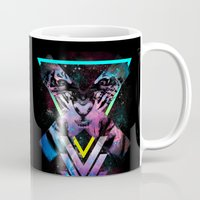 code Mugs featuring CODE X by alfboc