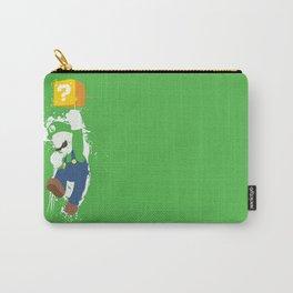 Luigi Paint Carry-All Pouch