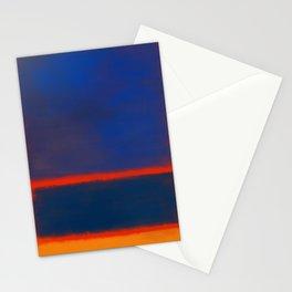 Rothko Inspired #7 Stationery Cards