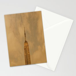 Empire State Isolation (for devices) Stationery Cards