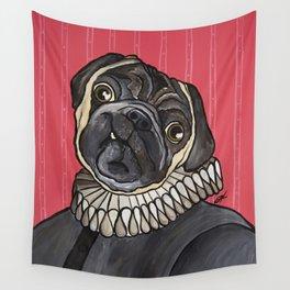 Sir Pugsley Wall Tapestry