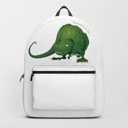 Terrific T-Rex Backpack