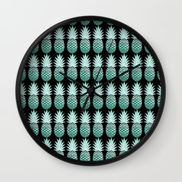 Pineapple Incident Wall Clock