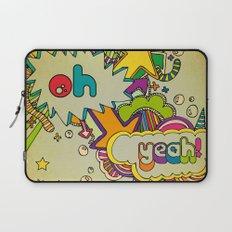 Yeah Yeah! Laptop Sleeve