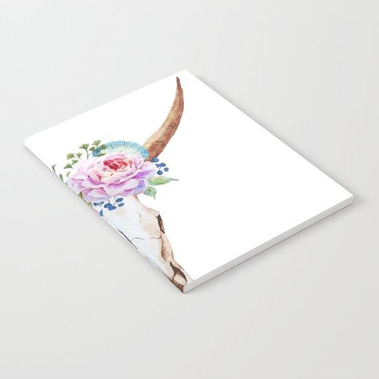 Animal Skull 07 Notebook