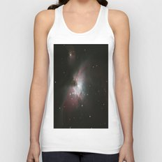 Orion Nebula Unisex Tank Top
