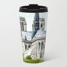 Notre Dame Paris Travel Mug