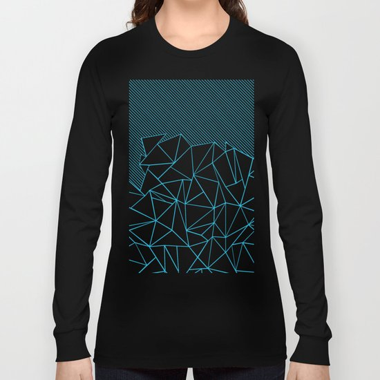 Ab Lines 45 Electric Long Sleeve T-shirt