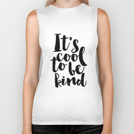 Be kind Be Brave Kids Gift Nursery Print Nursery Wall Art Children Print Typography Print Biker Tank