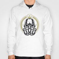 stormtrooper Hoodies featuring Stormtrooper  by ItsMagicHere