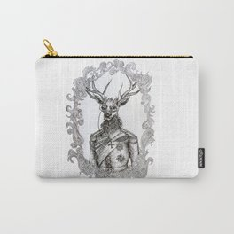 Oh Deer Lord Carry-All Pouch