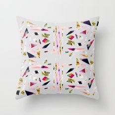 Geo No.3 Throw Pillow