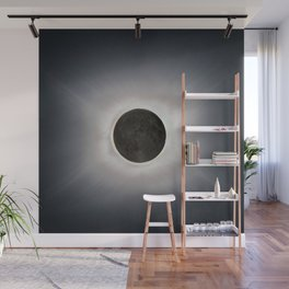 Total Eclipse by  OLena Art Wall Mural
