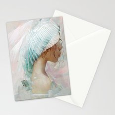 Portrait of a memory Stationery Cards