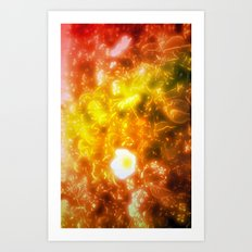 Lifeforce Art Print