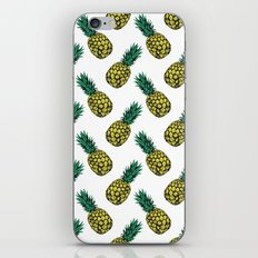 Neo-Pineapple - Pineapple iPhone & iPod Skin