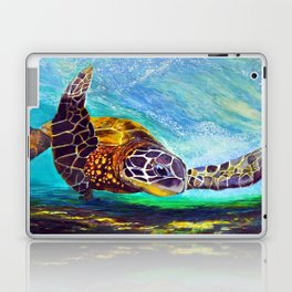 For the love of Michael Angelo Laptop & iPad Skin