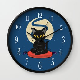 Thinking Wall Clock