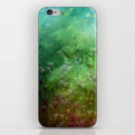 """The Enchanted Forest"" (Fairyland) iPhone Skin"